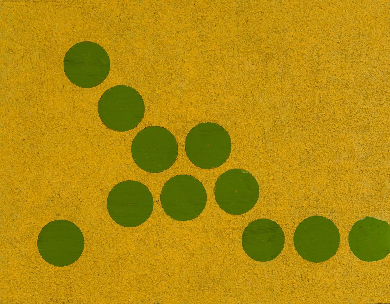 Moussa Mbarek, Farben der Wüste - Felder